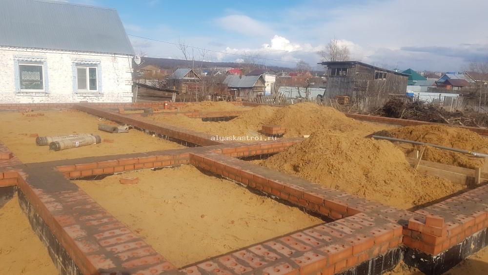 новосемейкино бетон
